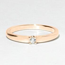メモリアルリングLSR04 ピンクゴールド製 セミオーダージュエリー 手元供養 指輪