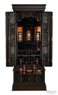"""壇""""第三紀 — — 烏木這 54 為 x 22' 佛教與佛教壇配件 orinn 的要點是所有套! [壇] [地板站壇] [傳統壇] [大壇] 花系列 [幸福記憶]"""