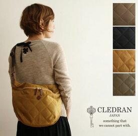 【予約商品】【CLEDRAN クレドラン】ROTA BODY BAG/ ボディーバッグ Lサイズ(CL-2147) 【select】ショルダー レディース