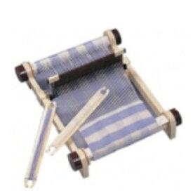 【ポイント最大4倍】卓上手織り機(手織機) プラスチック製 毛糸付