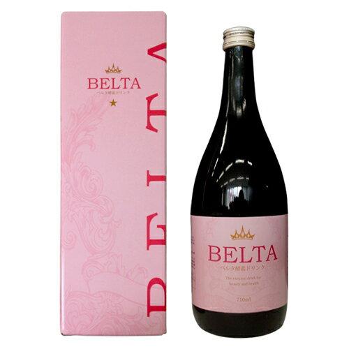 ベルタ BELTA 酵素ダイエットに美容をプラス ベルタ酵素ドリンク 710ml