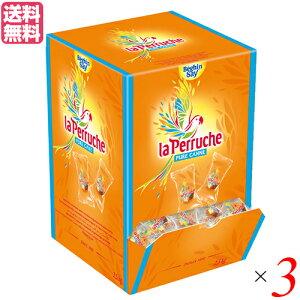 【ポイント7倍】最大28倍!砂糖 きび砂糖 角砂糖 ラ・ペルーシュ ブラウン ホワイト 2.5kg 個包装 3箱セット ベキャンセ 送料無料