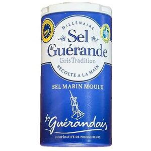 塩 天然塩 天日塩 ゲランドの塩 細粒塩125g セル・マリン