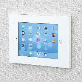 サンワサプライ iPad用VESA対応ボックス CR-LAIPAD12W