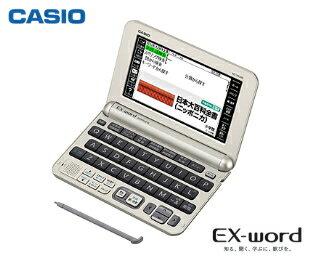 【新品】CASIO【電子辞書】XD-Y6500GD カシオ計算機 EX-word(エクスワード) 5.3型カラータッチパネル 生活・教養モデル XDY6500GD(シャンパンゴールド)【smtb-MS】【あす楽対応_九州】