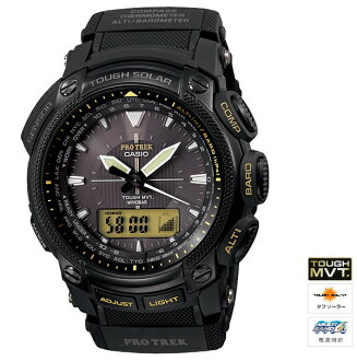 CASIO Casio PROTREK (protrek) analogue / デジタルコンビネーション model PRW-5050L-1JF