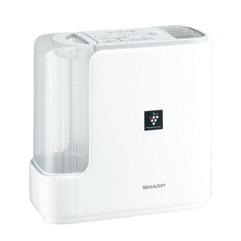 SHARP【加湿器】シャープ プラズマクラスター7000搭載 ハイブリッド式・レギュラータイプ加湿器 HV-G50-W (ホワイト系)【あす楽対応_九州】【smtb-MS】