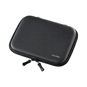 サンワサプライ セミハード電子辞書ケース(ブラック) PDA-EDC31BK