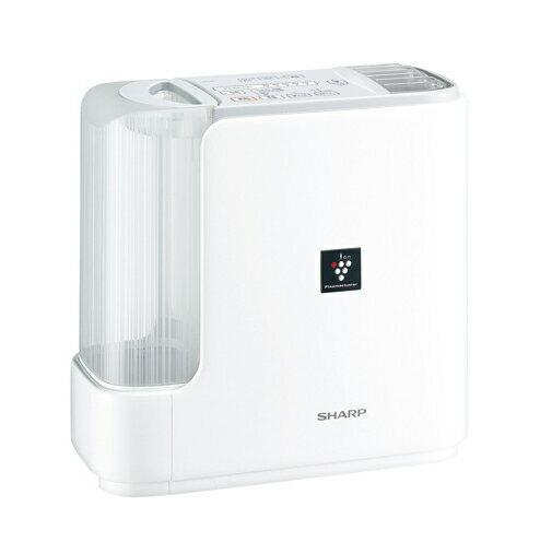 SHARP【加湿器】シャープ プラズマクラスター7000搭載 ハイブリッド式・レギュラータイプ加湿器 HV-G70-W (ホワイト系)【あす楽対応_九州】【smtb-MS】