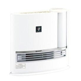 【新品】【暖房器具】SHARP(シャープ) 加湿セラミックファンヒーター HX-H120-W プラズマクラスター7000搭載 HXH120W(ホワイト系)【あす楽対応_九州】【smtb-MS】