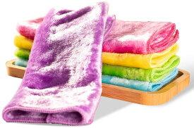 雑巾 ふきん ぞうきん 吸水クロス 油汚れ 大掃除 洗いやすい リサイクルできる 手にやさしい 5枚入