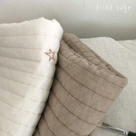 キルティングマット 星の刺繍 イブル etoile normal