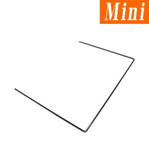 犬のデザイナーズ トイレ クリアレット ミニ用 シーツストッパー(クリアレット ミニとクリアレット ミニ2に対応)