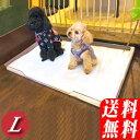 クリアレット ラージ トレー&メッシュセット(北海道・沖縄・離島は送料別途)中型犬や小型犬の多頭飼いにもスーパー…