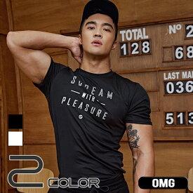 OMG/オーエムジー スクリーム Tシャツ(J-CMT732)