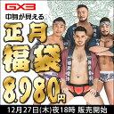 GX3正月福袋・GX3パンツが10枚入る大ボリューム!