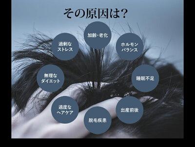 dot.育毛剤B薬用ヘアエッセンス育毛発毛促進養毛薄毛抜け毛予防男性用女性用男性女性