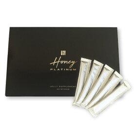 男女兼用サプリメント ハニー プラチナム(シトルリン・牡蠣肉エキス) 単品 20本入り 日本製