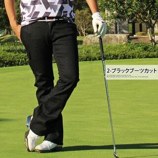 送料無料ゴルフパンツメンズゴルフウェアー暖チノ裏フリースボンディング美脚脚長ストレッチパンツストレートブーツカットバナナシルエット3Dパンツボトムスメンズウェアーゴルフ用品スポーツゴルフ新作あす楽人気服秋冬