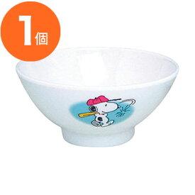 【お子様用食器】 子供食器 メラミン スヌーピー MC 飯椀 1個