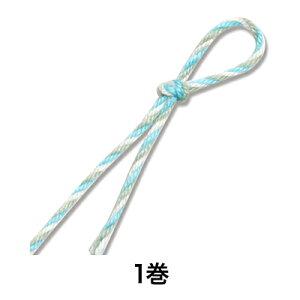【飾り紐】コットンミックス20m巻 #8 ラムネ