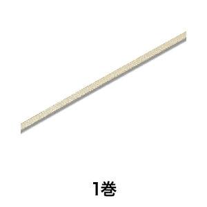 【リボン】フレシャスメタルリボン 6×15 ゴールド