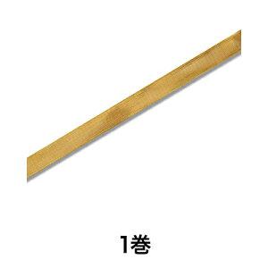 【リボン】メタルリボン 18×30 ゴールド