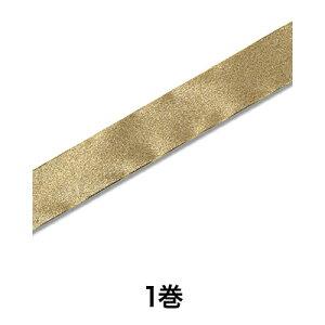 【リボン】エレガンスメタルリボン 36×20 ゴールド