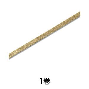 【リボン】エレガンスメタルリボン 9×20 ゴールド