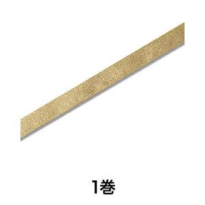 【リボン】エレガンスメタルリボン 18×20 ゴールド