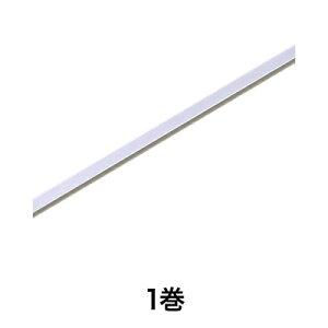 【リボン】ダブルサテンリボン 9×20 シロ