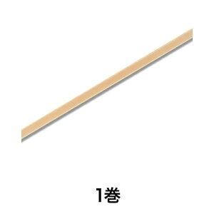 【リボン】ダブルサテンリボン 9×20 クリーム