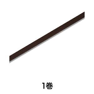 【リボン】ダブルサテンリボン 12×20 ココア