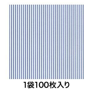 【包装紙】包装紙 半才 モノストライプ SB 100枚入