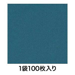 【包装紙】包装紙 全判 筋無地 紺 100枚入