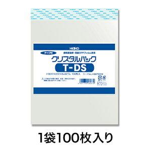 【OPP袋】クリスタルパック T DS