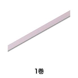 【リボン】クレープリボン 12×10 ピーチ