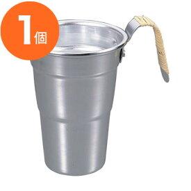 【酒タンポ】 酒タンポ アルミ 籐巻 2号 1個