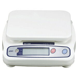 A&D デジタル秤 SH-5000 5kg 皿寸法230x190