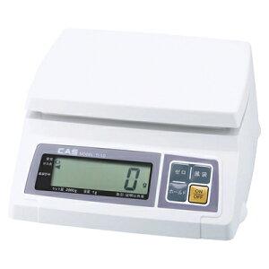 テジダルはかりCAS TI-1 2000(片面表示)2kg