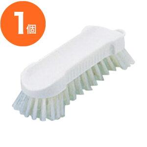 【ブラシ】 スクラブブラシ(M)HG01 白 1個