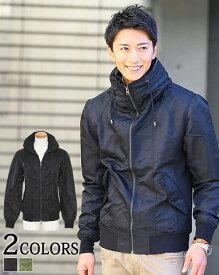 防寒 ジャケット ナイロンジャケット メンズ ジャケット ブルゾン ナイロン ツイル メンズスタイル