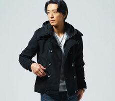 【送料無料】ライダースジャケットジャケットアウターメンズフードカジュアルメンズファッションメンズスタイルmenz-style