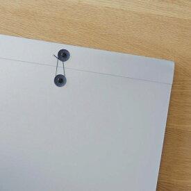 ドキュメントケース A3 SML エスエムエル シルバー 5個セット 【 ファイルケース 黒 図面 資料ケース プレゼン資料 作品 収納 】