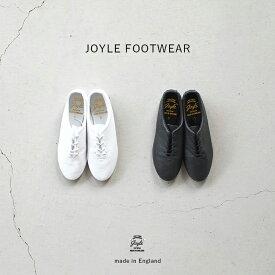 Joyle ジェイル シューズ ジャズシューズ レディース 靴 革靴 レザー 革 本革 黒 白 ベーシック シンプル カジュアル フォーマル 歩きやすい 春夏 秋冬 きれい