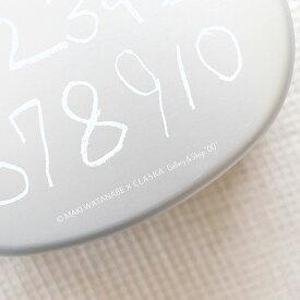 【 リニューアル 】CLASKA クラスカ ワタナベマキ ドーのアルミ弁当箱 小 内蓋付き 保温 お弁当箱 弁当箱 ランチボックス 1段 一段 アルミ S 遠足 ピクニック 小判型 子供 イラスト シンプル おしゃれ 日本製 仕切り付 280ml