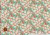 Hello Kitty×自由藝術纖維~最後季節(最好挑選)~<Floral Heart>(花香心)DC27724-J13C自由布料