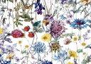 LIBERTYリバティプリント・国産タナローン生地(エターナル)<Wild Flowers>(ワイルド・フラワーズ)3634251AE リバテ…