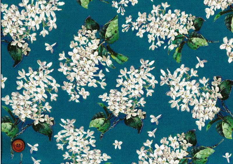 LIBERTYリバティプリント・国産タナローン生地<Archive Lilac>(アーカイブ・ライラック)3635189-15D リバティ 生地