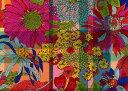LIBERTYリバティプリント・国産マドラスチェック生地<Angelica Garla>(アンジェリカ・ガーラ)3631034-J15C リバティ…